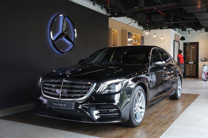 Mercedes-Benz S 450 L AMG Edition 50