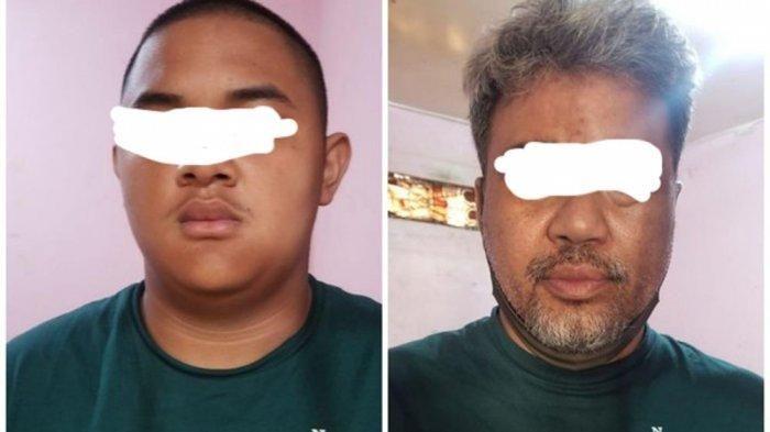 Dua anggota HOC Siliwangi Bandung yang pertama kali ditetapkan sebagai tersangka pengeroyok anggota TNI di Bukittinggi, B dan MS.