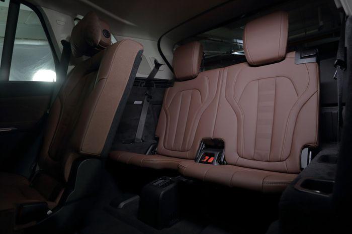 Jok New BMW X5 2021 ini jadi 3 baris