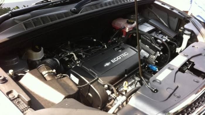 Mesin Chevrolet Orlando