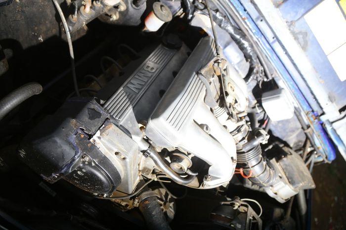 Suzuki Jimny Custom mesin BMW E30