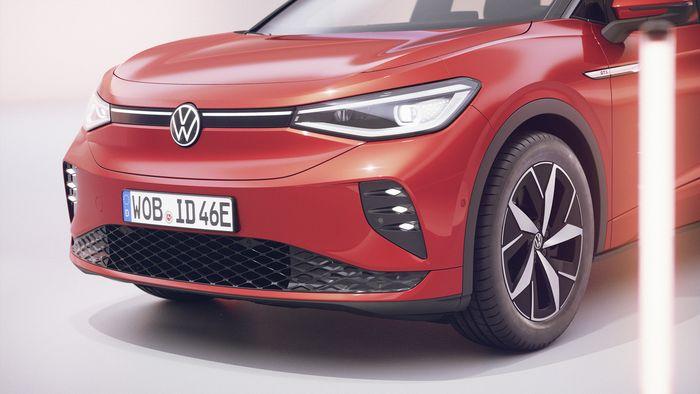 Bumper depan Volkswagen ID.4 GTX