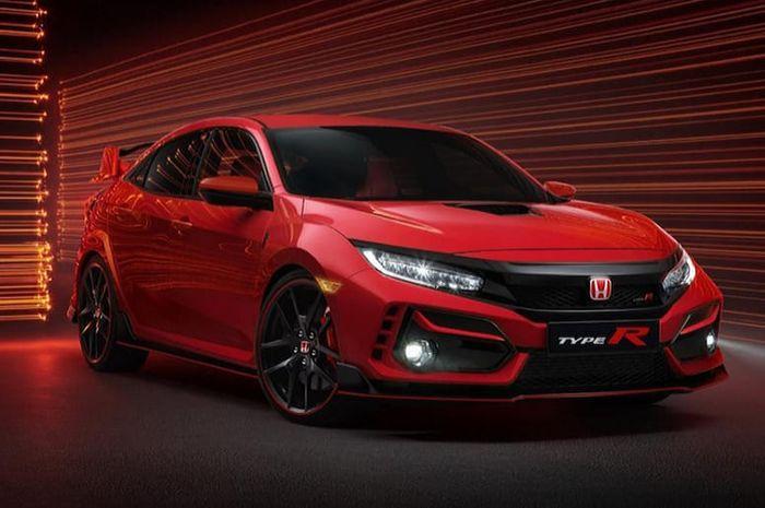 New Honda Civic Type R meluncur di Indonesia