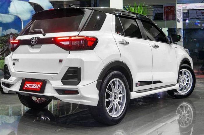 OZ Racing Hyper GT cuma 10 set khusus pasar Indonesia bisa buat Toyota Raize