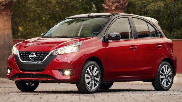 Nissan March masih jadi tulang punggung ketiga bagi Nissan Meksiko