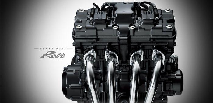 Prediksi mesin All New Honda CBR400RR