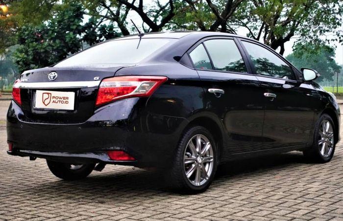 Toyota Vios 1.5 G AT 2014