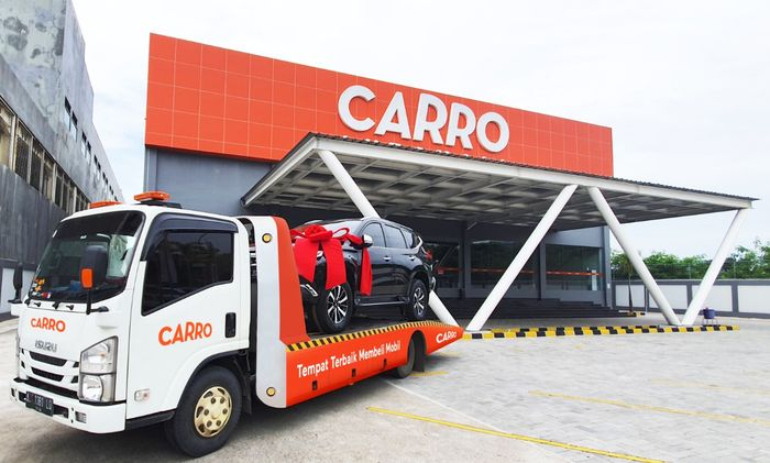 Carro Car Delivery Towing