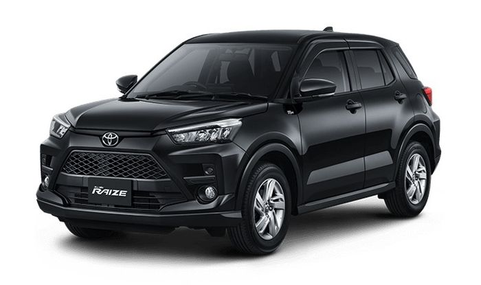 Toyota Raize 1.2 G