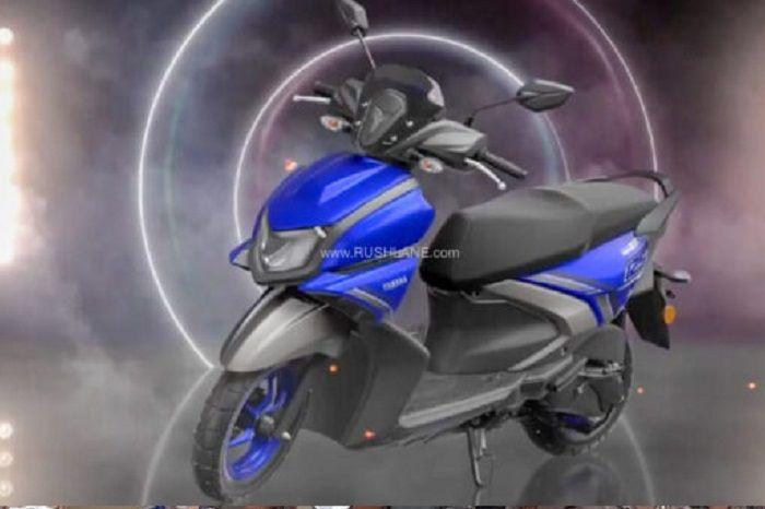 Yamaha RayZR 125 cc Hybrid