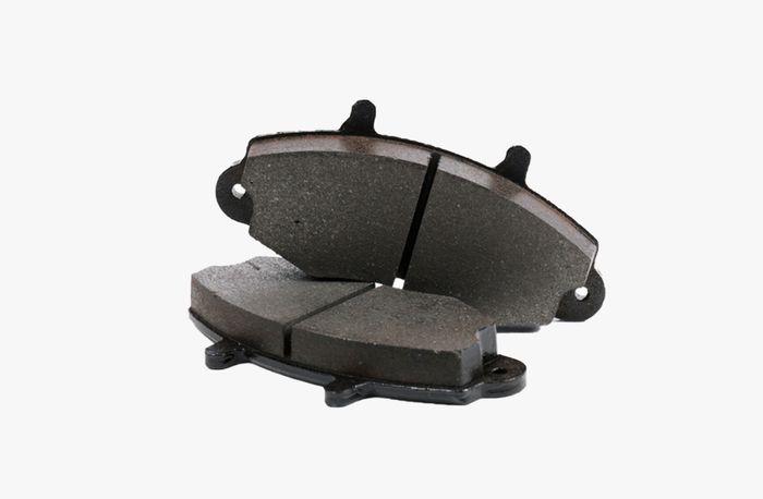 Brake pad lansiran Gaia Brake System