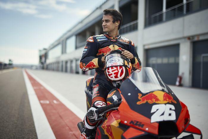 Dani Pedrosa bakal balapan lagi di MotoGP Styria 2021, Agustus 2021 mendatang.