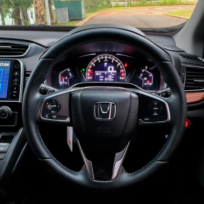 Panel Instrumen Honda CR-V 1.5 Turbo 2019