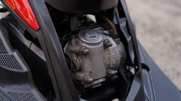 Mesin Mio ini sudah dijejali piston 59 mm