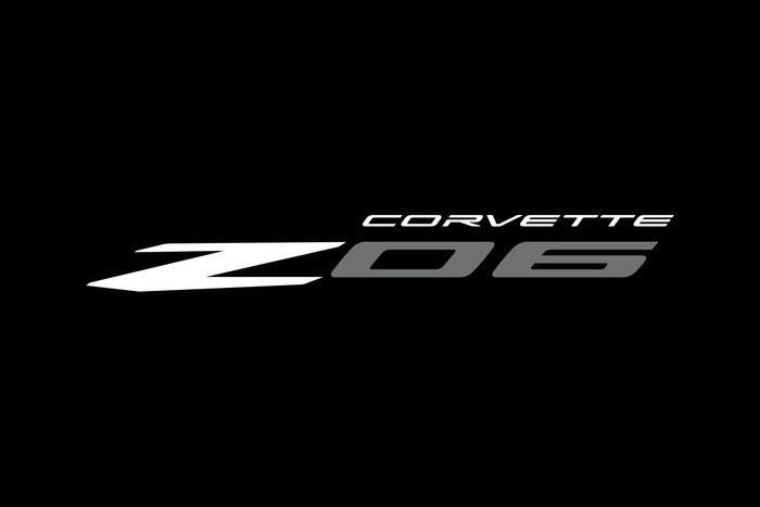2023 Chevrolet Corvette Z06 Logo