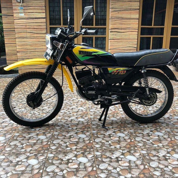 ILUSTRASI : Yamaha YT 115