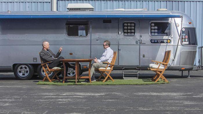 Trailer Airstream milik Tom Hanks bakal dilelang