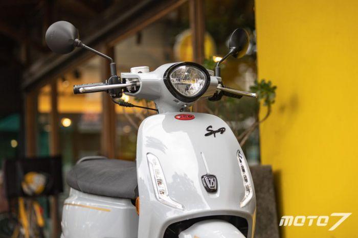 Skutik 125 cc baru bernama PGO Spring 125