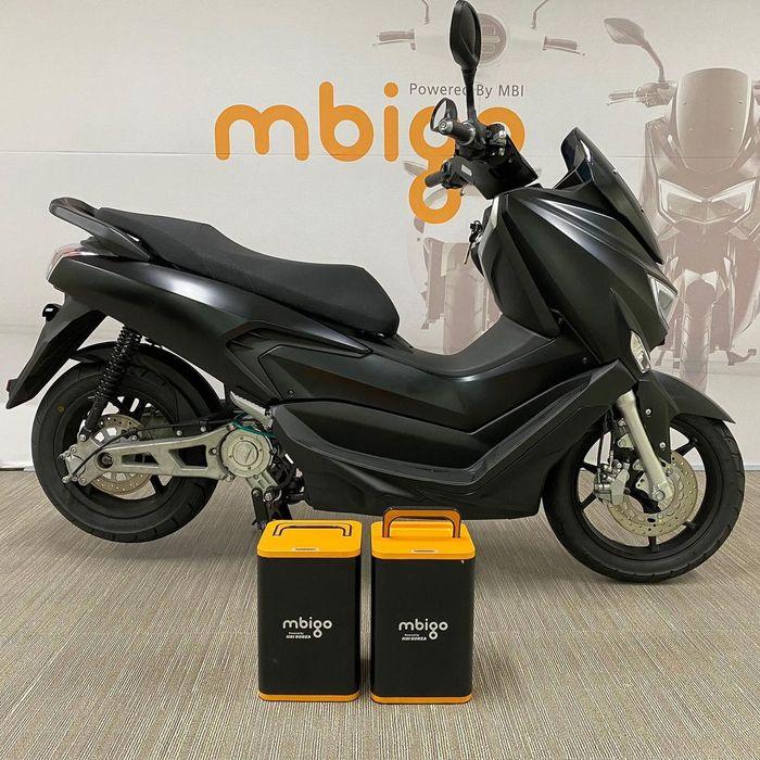 Baterai baru MBI