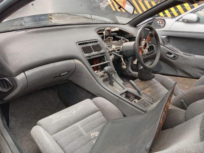 Bea Cukai Tanjung Priok lelang Nissan Fairlady 300ZX