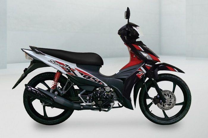 Motor baru Suzuki punya pilihan warna baru keren, konsumsi bensin lebih irit dari Honda BeAT.
