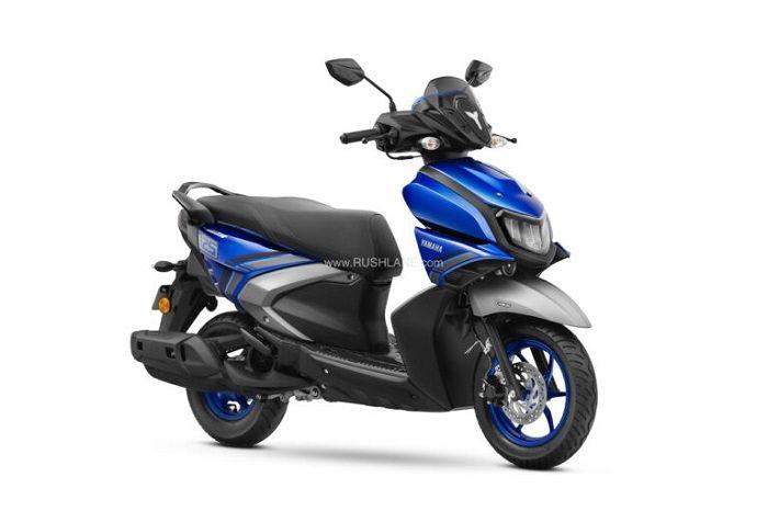 Motor matic baru Yamaha pakai mesin 125 cc Hybrid resmi meluncur, harganya lebih murah dari Honda BeAT.