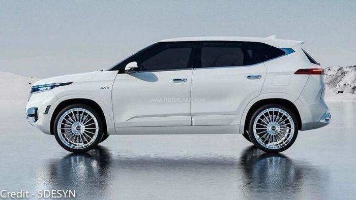 Kia Seltos Diamond Edition hadir dalam nuansa warna putih