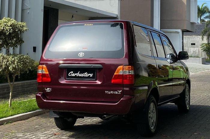 Toyota Kijang LSX 1.8 EFI 2003