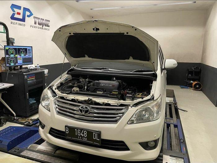 Remap ECU mobil diesel bisa kurangi asap hitam knalpot