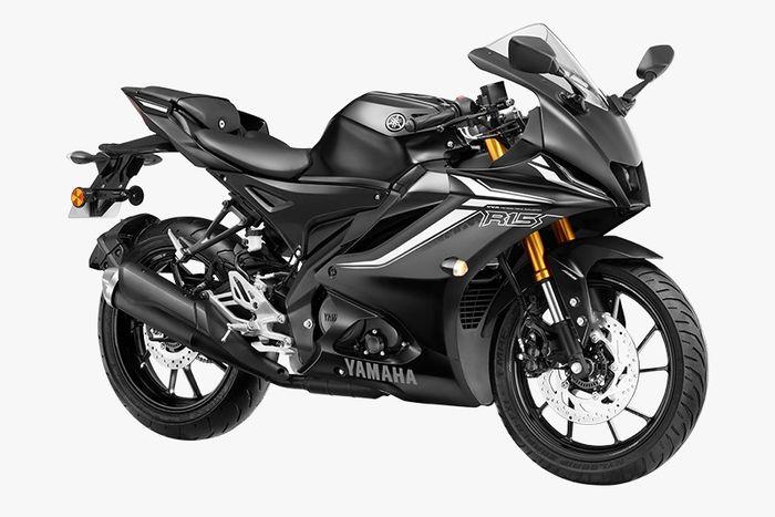 Yamaha R15 V4 Dark Knight