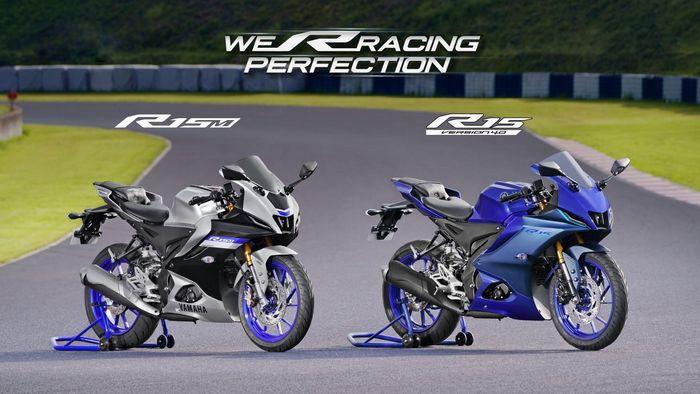 Yamaha R15 dan R15M V4