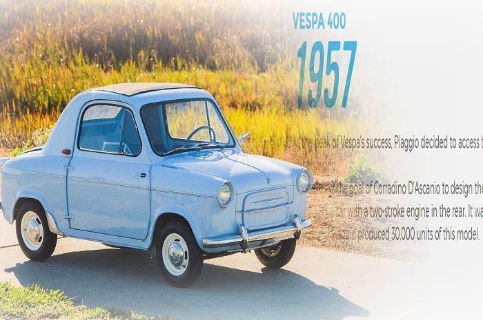 Sosok Vespa 400