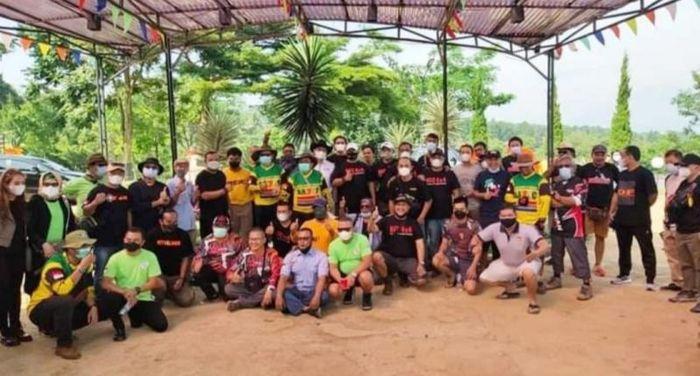 Pengcab IOF Bogor punya tim rescue handal