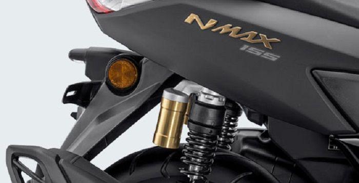 Sok belakang Yamaha All New NMAX