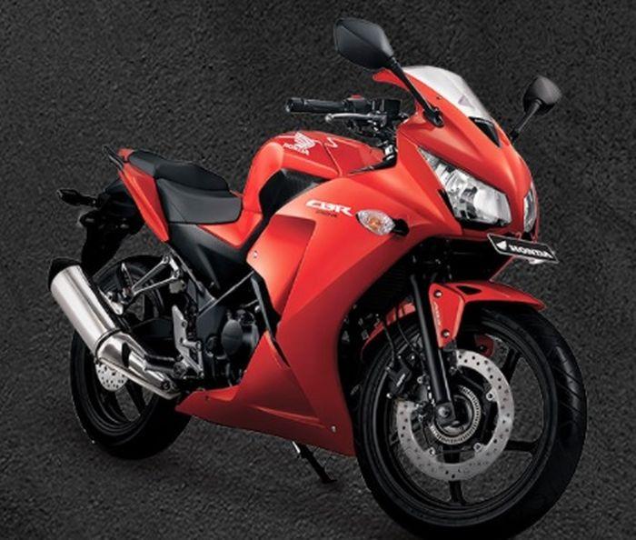 Ilustrasi Honda CBR250R