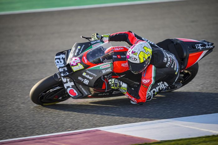 Aleix Espargaro tanggapi negatif masuknya sirkuit Losail Qatar ke kalender F1