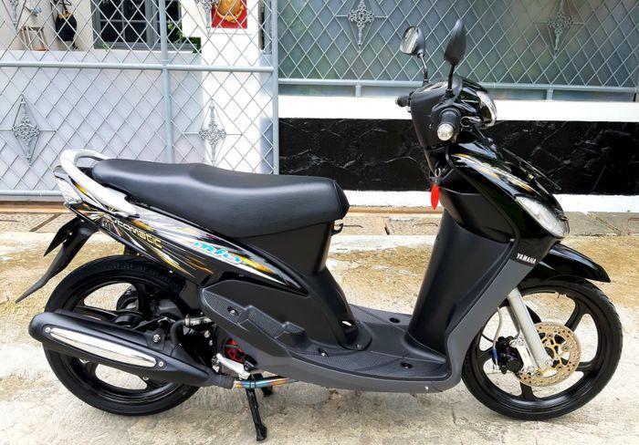 Kaum mendang-mending minggir dulu, Yamaha Mio Smile 2008 dijual laku Rp 20 juta, kira-kira apa istimewanya?
