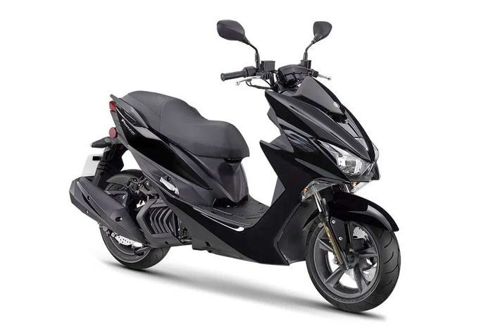 detail All New Yamaha Force 155
