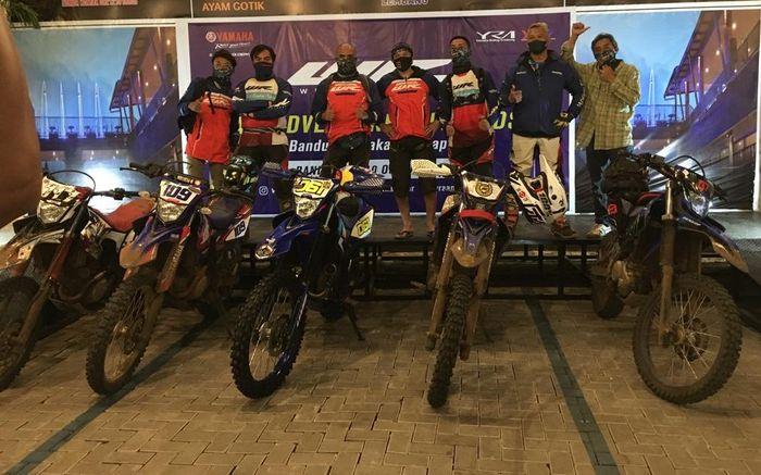 Para peserta coaching clinic dari WR Owners Indonesia (WOI)