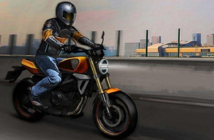 Akankah motor murah Harley-Davidson baru diluncurkan akhir tahun ini, dengan CC lebih kecil?
