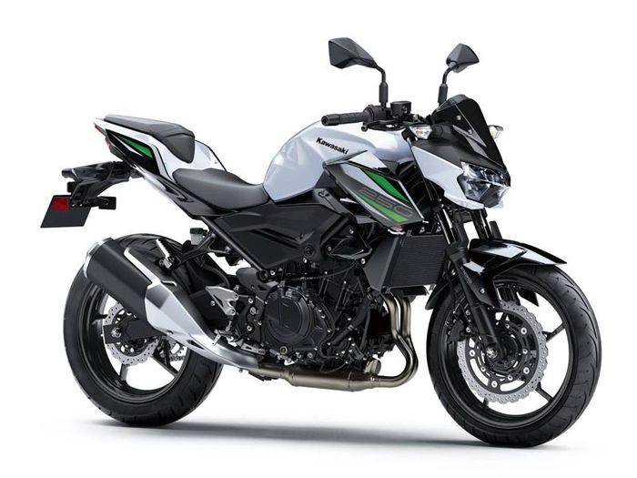 Kawasaki Z250 terbaru tidak akan dijual di Indonesia