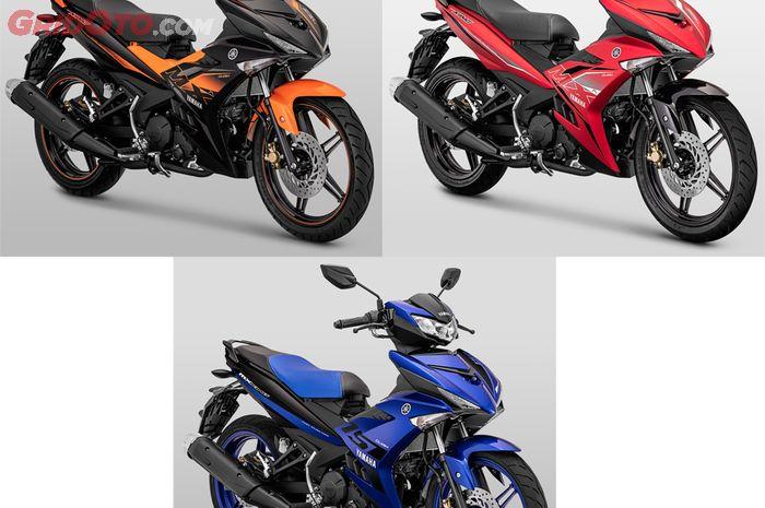 Ini Alasan Yamaha Mx King 2019 Tak Gunakan Mesin R15 Dan V Ixion R Gridoto Com
