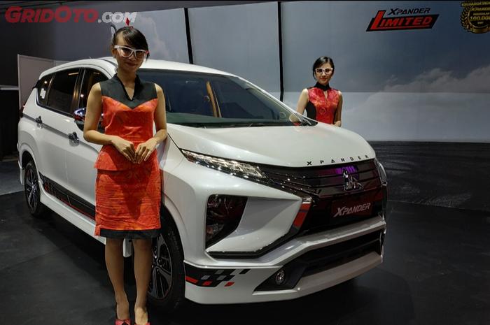 Hanya Dijual 1.000 unit, Mitsubishi Xpander Limited Edition Masih Belum Habis Terjual! - GridOto.com