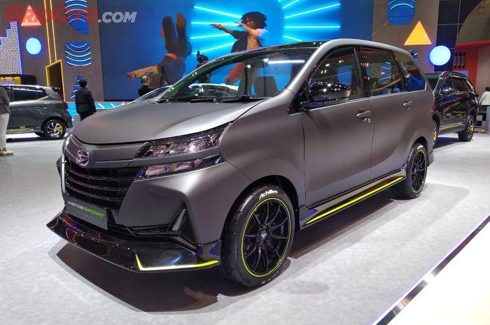 Daihatsu Xenia Sport Concept di GIIAS 2019
