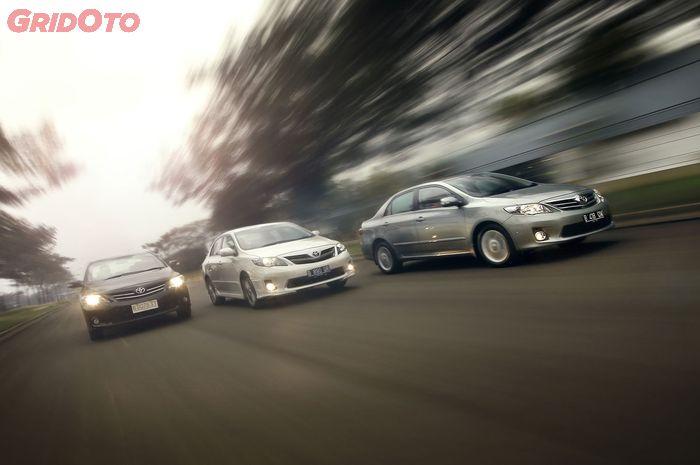 Sejarah Toyota Corolla di Indonesia