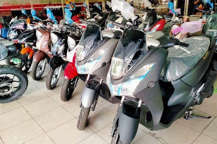 Dealer Motor Yamaha