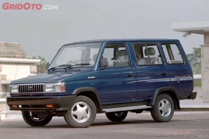 Harga Bekas Rp 25 Jutaan Ini 10 Fakta Unik Toyota Kijang Super Gridoto Com