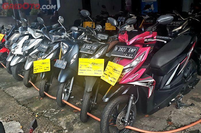 Honda Beat 2014 Cuma Rp 9 Juta Simak Nih Beberapa Harga Motor Matic Honda Bekas Di Wilayah Depok Gridoto Com