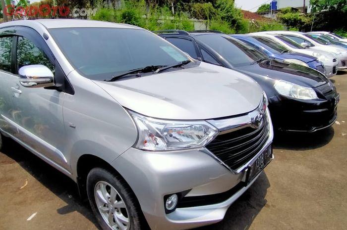 Toyota New Avanza Bekas