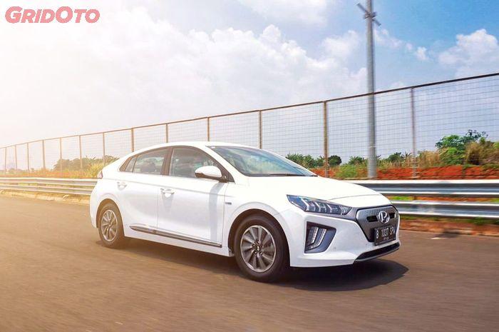 Pajak Mobil Listrik Hyundai Ioniq Lebih Murah Dari Honda Brio Rs Gridoto Com